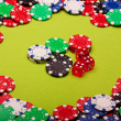Concept Casino Games! — Stock Photo