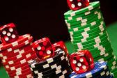 Casino Games! — Stock Photo