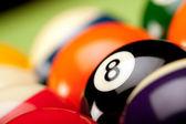 Billard game! — Stock Photo