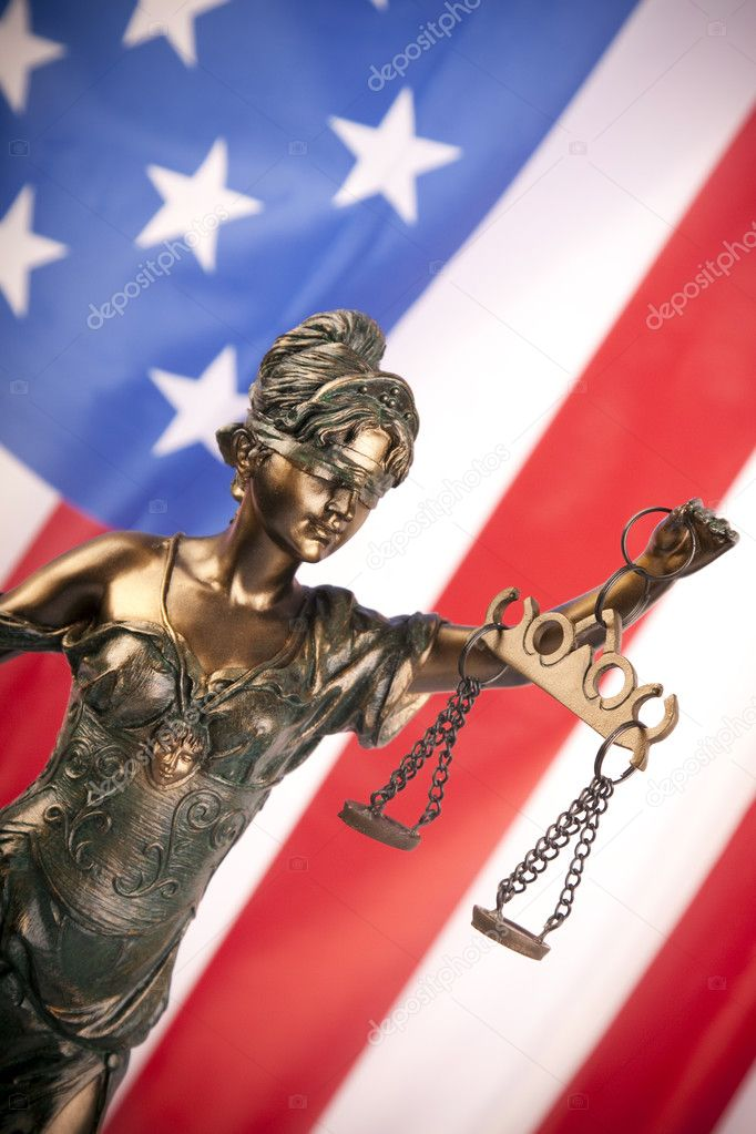 Law concept, hammer of justice — Stock Photo #3334423