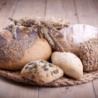 Baking bread! — Foto Stock