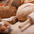 Baking bread! — Stock Photo #3872767