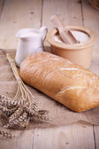 Baking bread! — Stock Photo