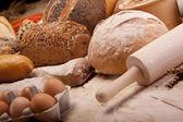 Baking bread! — Stock Photo
