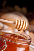 Sweet honey — Stock Photo
