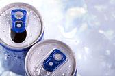 Bevanda può — Foto Stock