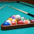 The Pool Billiard - Stock Photo
