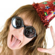 Crazy festive — Stock Photo