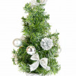 Stock Photo: Christmas firtree