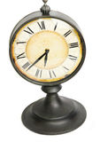 An old vintage clock face — Stock Photo