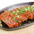 Spare ribs - Stock Photo