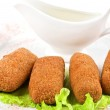 Roasted cutlets — Stock Photo #3124122