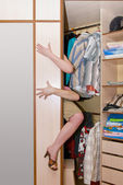 Cupboard — Stock Photo