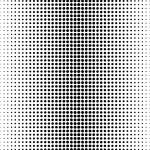 Vector dots pattern — Stock Vector