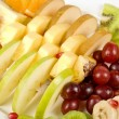 Fruit assortment closeup — Stock Photo