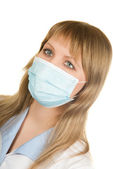 Flu protect — Stock Photo