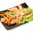 Chinese salad — Stock Photo