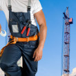 Steeplejack - Stock Photo