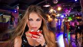 Strana klubu — Stock fotografie