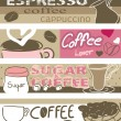 Royalty-Free Stock Vector Image: Coffee banners