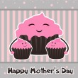 Stock Vector: Happy Mother's Day