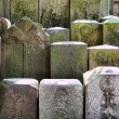 Stock Photo: Tombstones