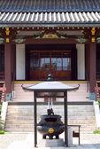 Templo xintoísta — Fotografia Stock