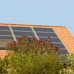 Solar panels — Stock Photo #3092594
