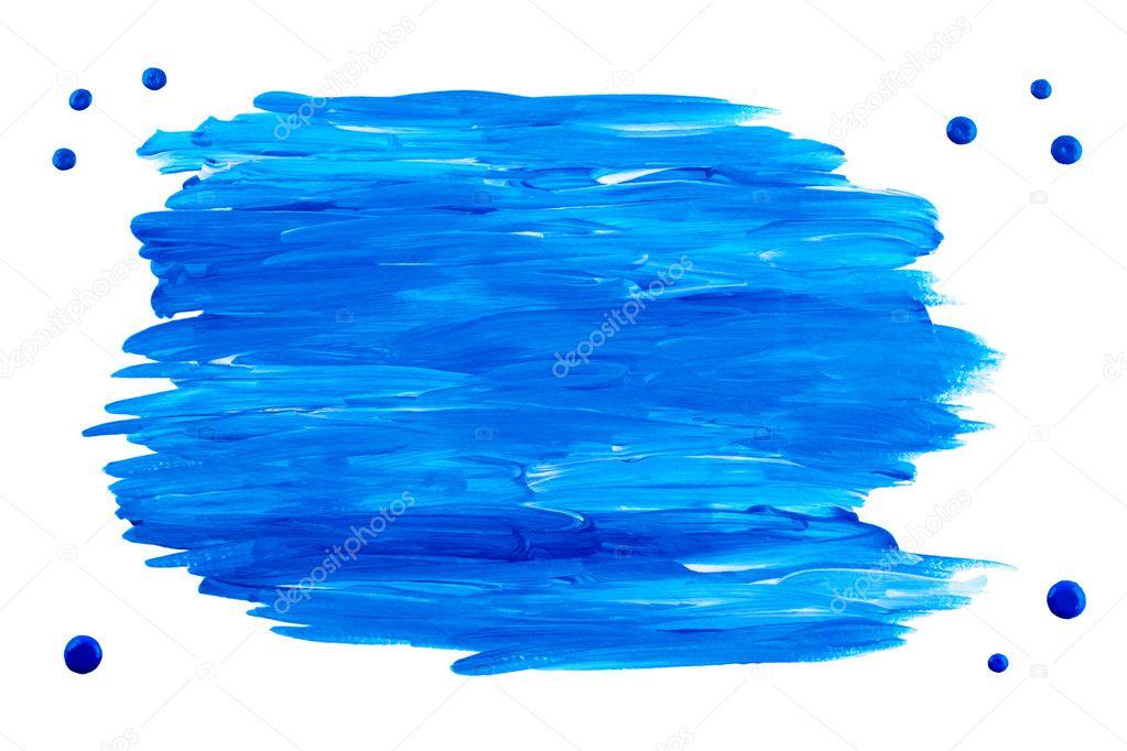 Acryllic Paint Brush