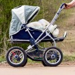Royalty-Free Stock Photo: Baby stroller