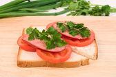 Sandwiches — Stock fotografie