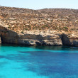 Stock Photo: Malta, blue lagune