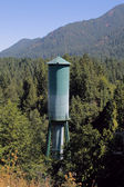 Glines Canyon Dam Water Tower — Stock Photo