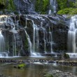 New Zealand Waterfall — Stock Photo