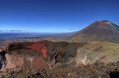 Mount Ngaurahoe — Stock Photo
