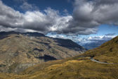 Queenstown Mountains — Stock Photo