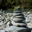 Stock Photo: Rock Cairn