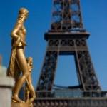Eiffel tower,Paris,France — Stock Photo #3774927