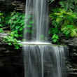 Waterfall is beautiful - Stock Photo