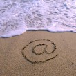 Email symbol — Stock Photo #3089239