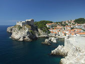 Croatia Coast — Stock Photo