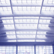 Glass dome of a modern business building — Stock Photo #2839102