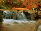 Cascada de agua — Foto de Stock