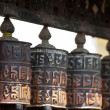 Prayer wheels — Stock Photo #2950438