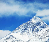 Montera topp everest — Stockfoto