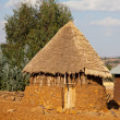 Royalty-Free Stock Photo: African hut