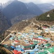 Namche Bazaar — Stock Photo #3034626