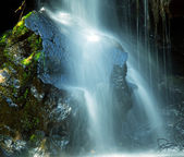 Water cascade — Stock Photo