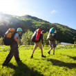Summer hiking — Stock Photo #3043837