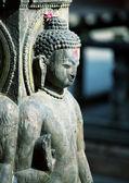 Buddhas statue — Stock Photo